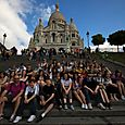 At Sacre Coeur